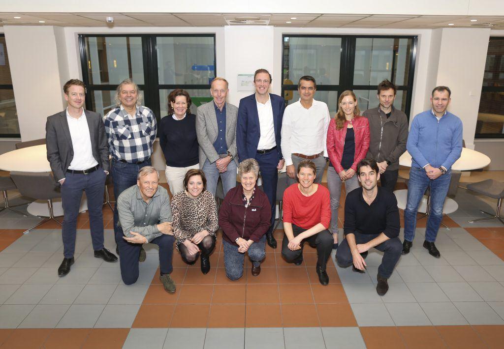 Foto Wiebe Kiestra<br /> Commissie NL Sportraad.
